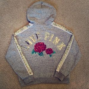 PINK Holiday limited edition hoodie